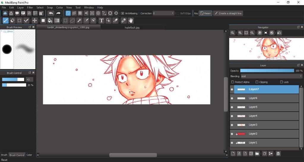 Manga Cap Coloring   Fairy Tail Amino