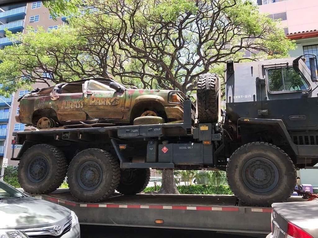 We Will See The Ford Explorer In Jurassic World Fallen Kingdom Jurassic Park Amino