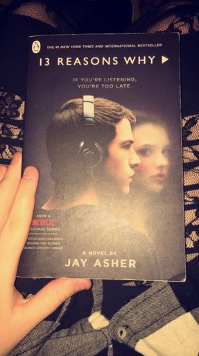 13 Reasons Why •Tyler Down• Chapter 2