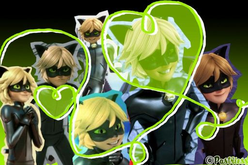 Imagen Chat Noir Wallpaper By Pastriess On Deviantart