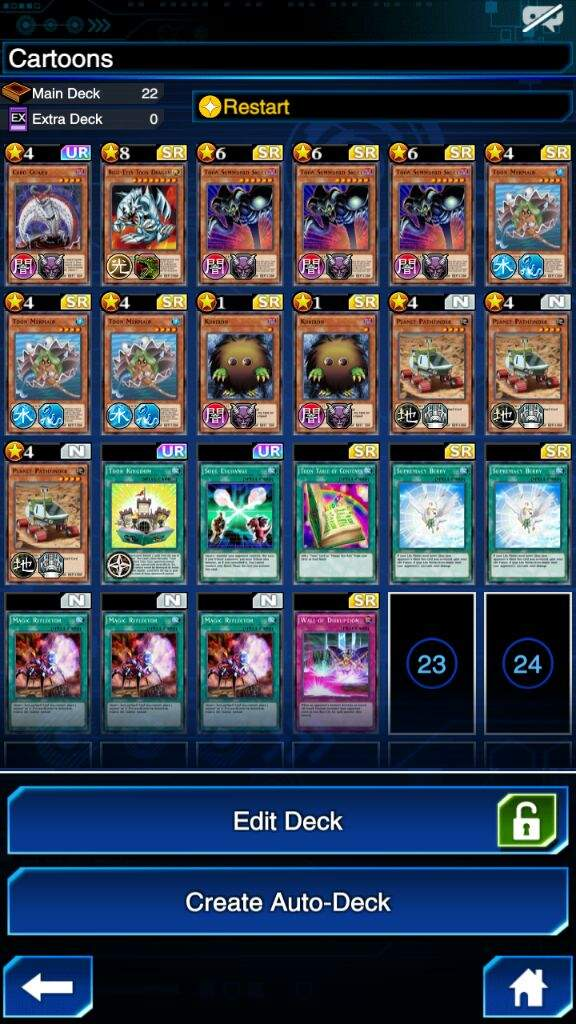 Update to toon deck | Yu-Gi-Oh! Duel Links! Amino