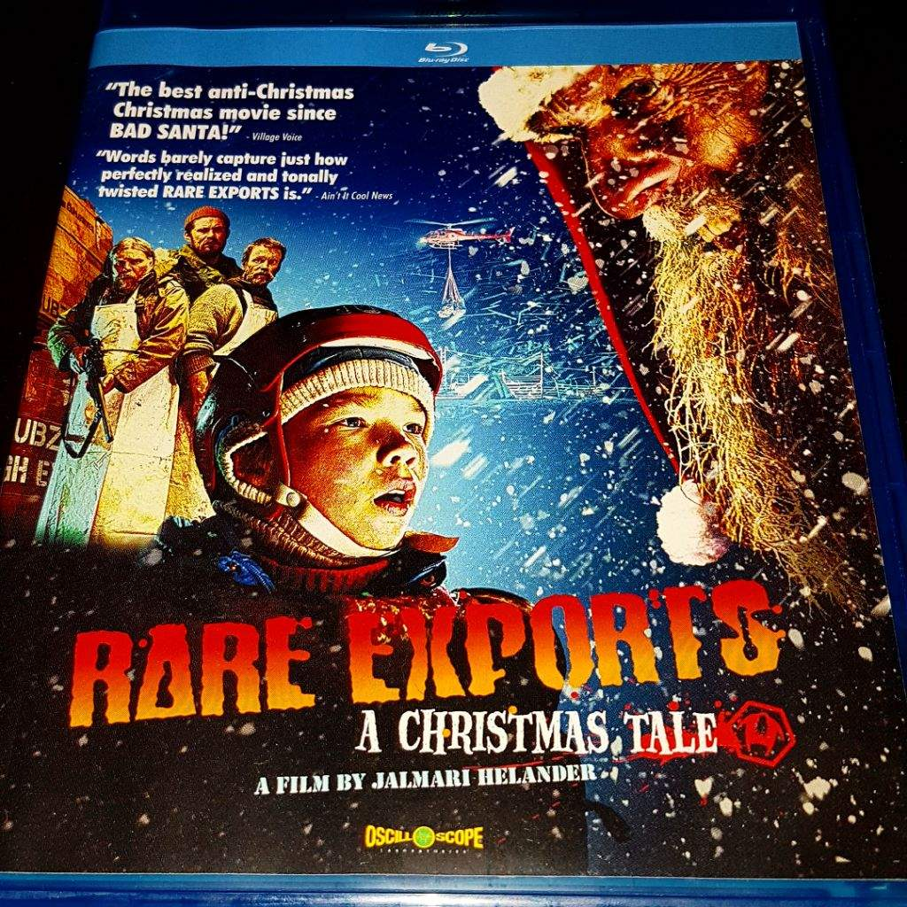 heres some christmas horror movies i watched in december - Best Christmas Horror Movies