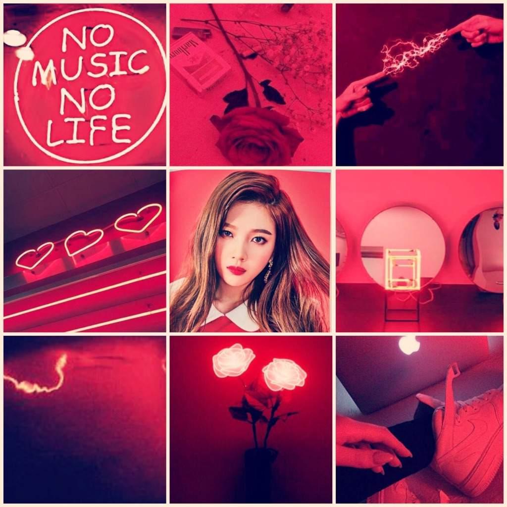 Red Velvet Aesthetics Red Velvet Amino