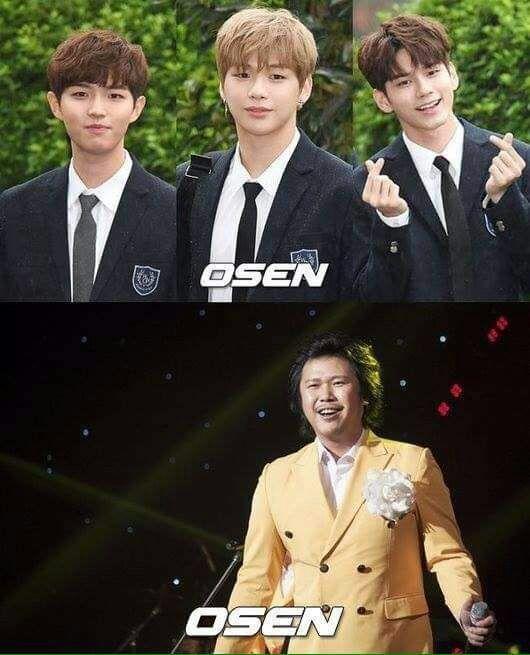 News 180102 Daniel Seongwoo And Jaehwan Added As New Members Of