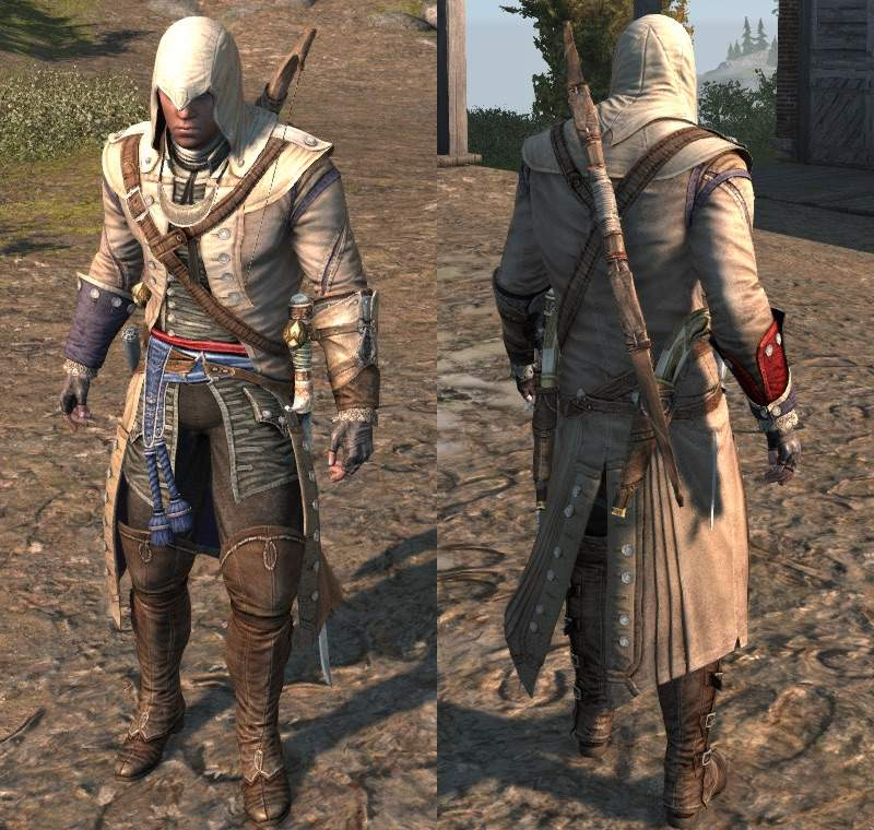 My Favorite Outfits From Each Assassin S Creed Game Assassins