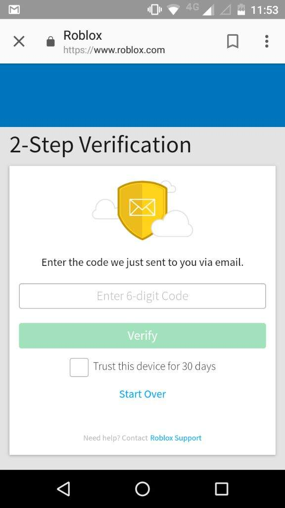2 Step Verification Keeping Your Account Safe Roblox Amino