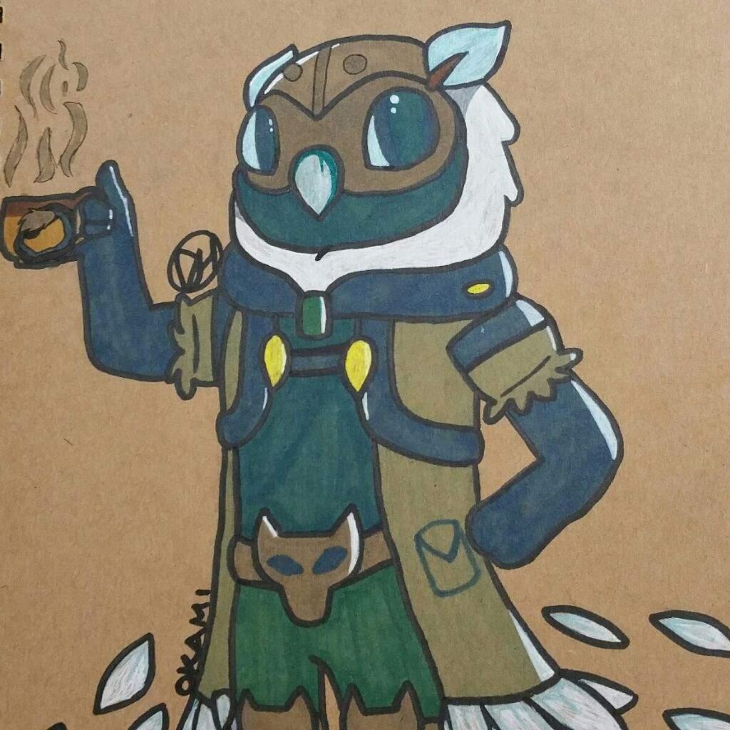 snow owl ana overwatch amino