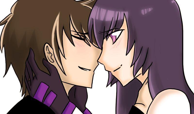 Saeko Busujima and Takashi Komuro (Takashi X Saeko | Wiki ...