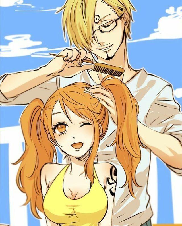 Nami cute? | One Piece Amino