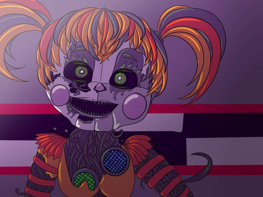 Scrap Baby Five Nights At Freddy 39 s Amino