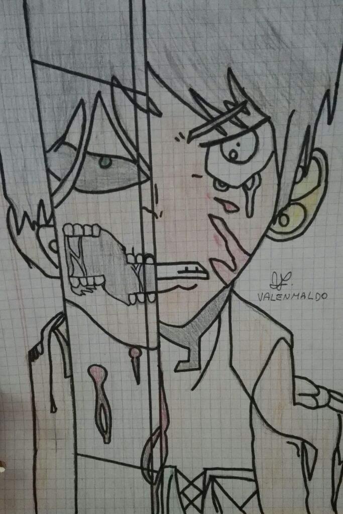 Dibujo De Eren Jaeger Attack On Titan Amino