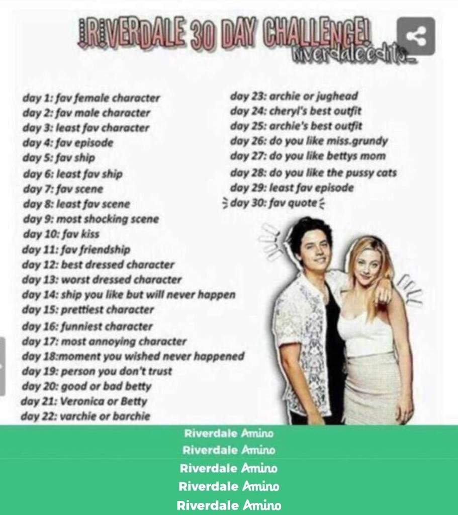 Day #9-Most Shocking Scene🤭 | Riverdale Amino