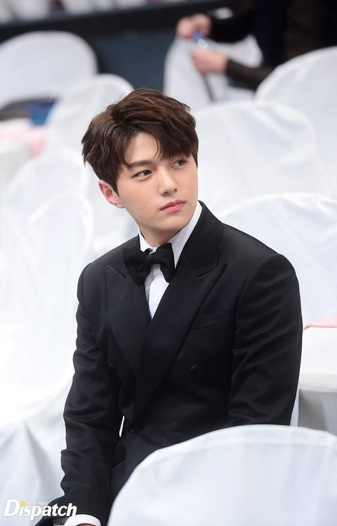 Review: 2017 MBC Drama Awards - Kim Myungsoo   🔸Inspirits