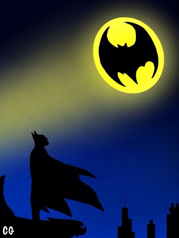 Batman Digital Art Comics Amino