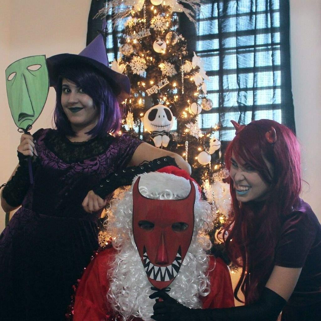 Lock and Shock (Nightmare Before Christmas) | Cosplay Amino