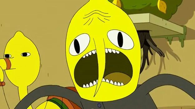 Image result for lemongrab