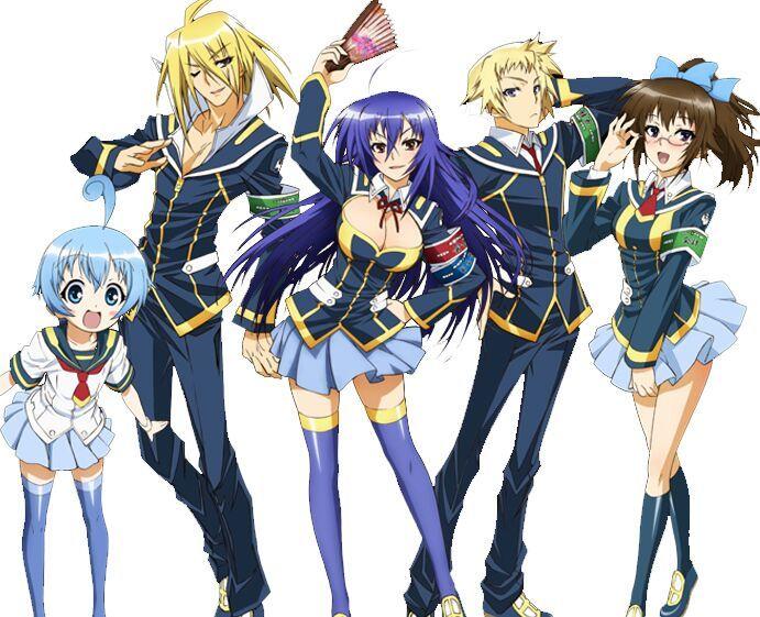 Medaka Box Anime Manga Recommendation Anime Amino