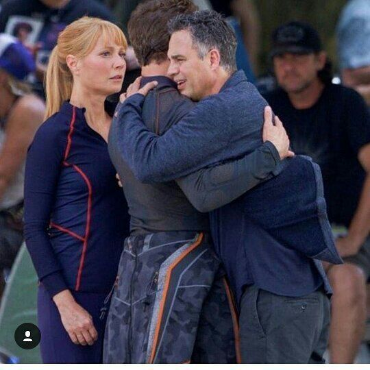 pepperony and science bros marvel cinematic universe amino