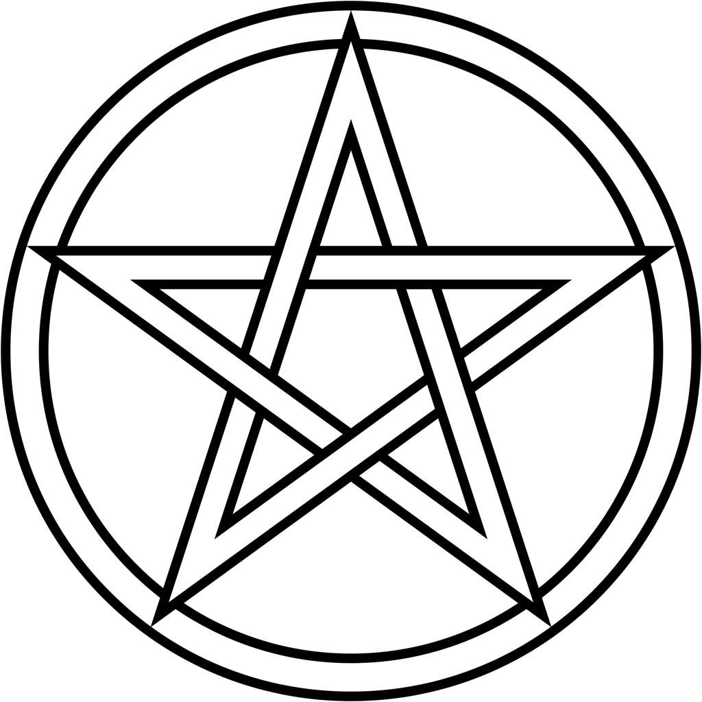 Pentacle vs pentagram pagans witches amino sigil of baphomet biocorpaavc Images