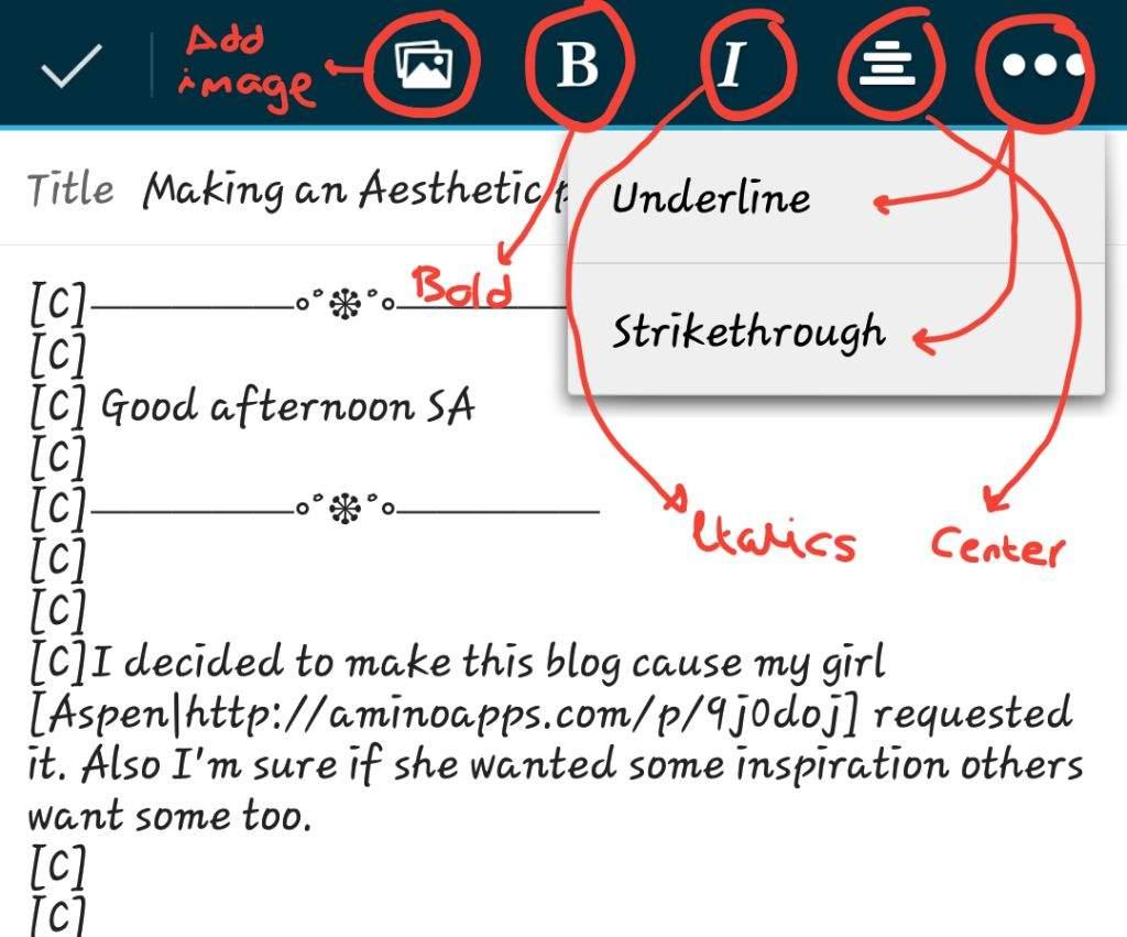 Madison : Blog layout amino