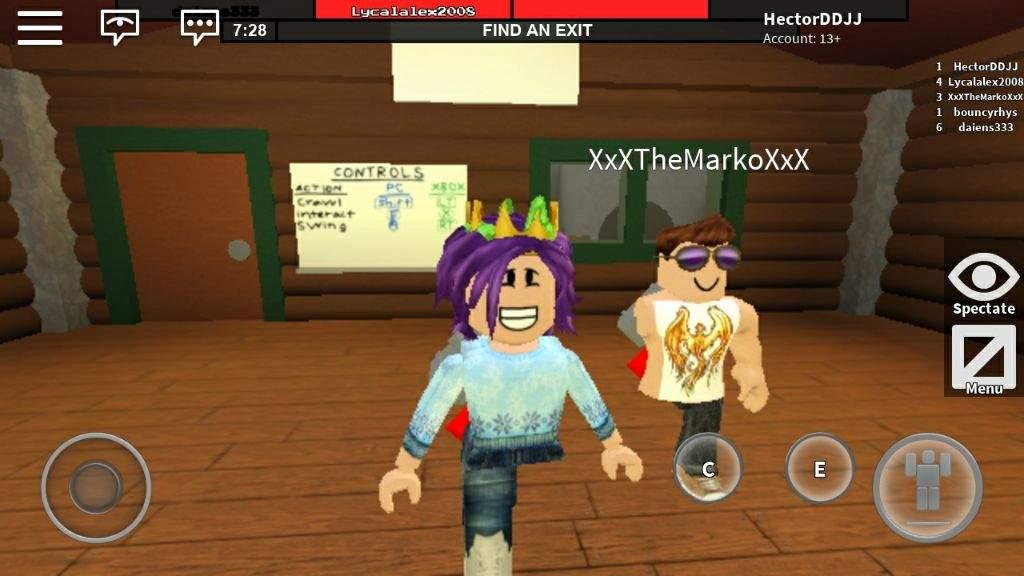 Analizandocamping By Kirbyyman Roblox Amino En Español Mi Primera Partida En Flee The Facility Roblox Amino En Espanol Amino