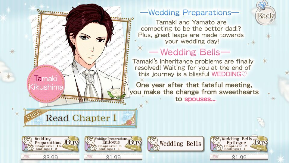 My Forged Wedding Tamaki