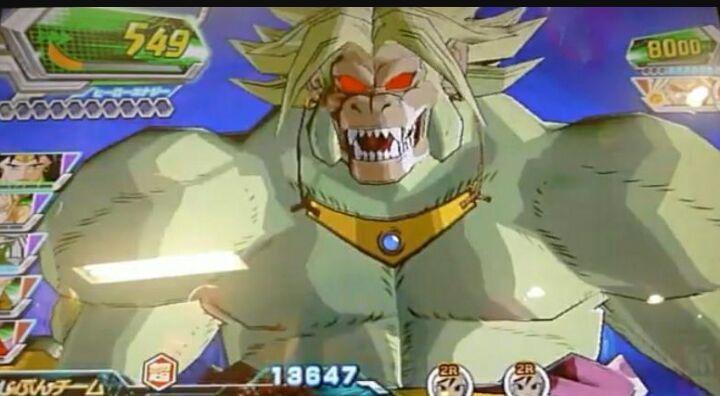 Broly legendary oozaru legendary great wiki - Dragon ball z baby broly ...