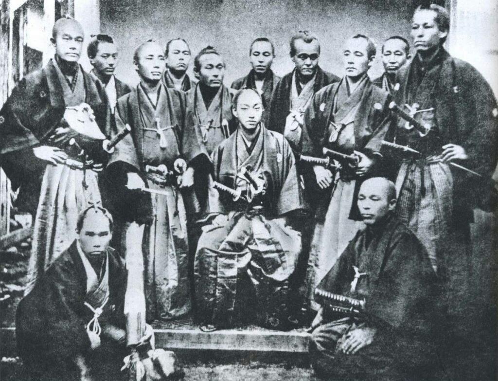 Real Samurai Photography Japan Amino