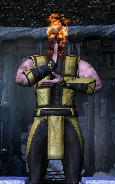 Scorpion Mortal Kombat Xl Anime Amino