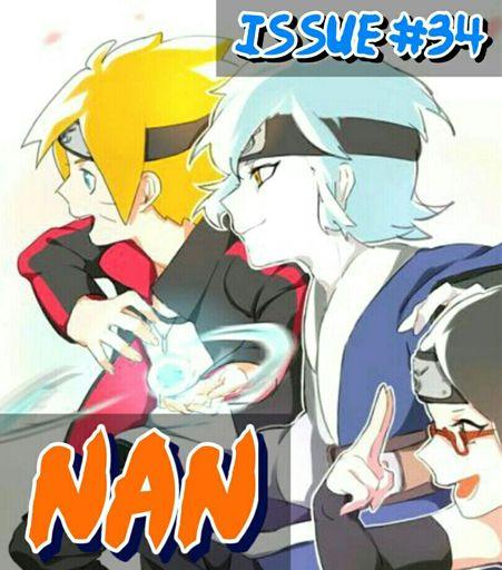 Naruto Amino Amino: Naruto Amino News📰 Issue #37