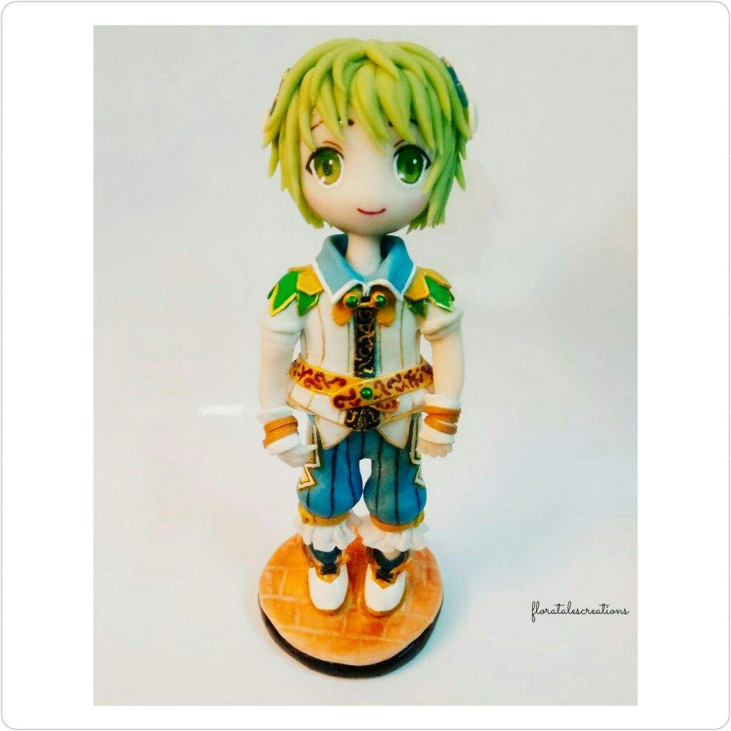 Noel Chibi Figure From Nintendo S Rune Factory 4 Kawaii