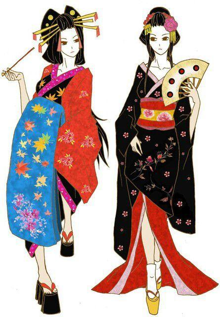 20aa1f89ed8 Японская национальная одежда