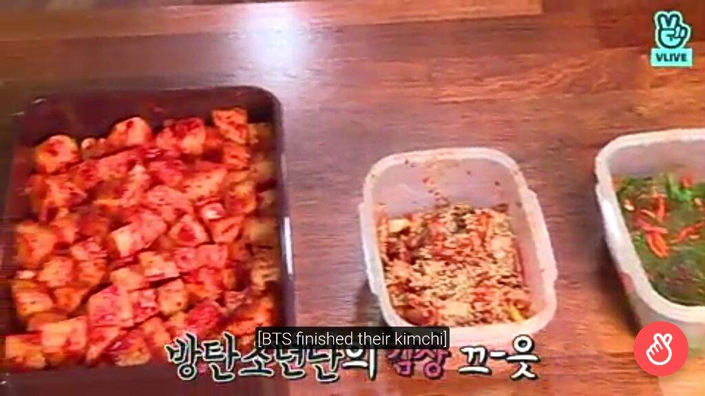 BTS RUN EPISODE 35: Kimchi making | ARMY's Amino