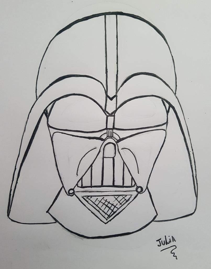 5 Curiosidades Sobre A Armadura De Darth Vader Desenho Star