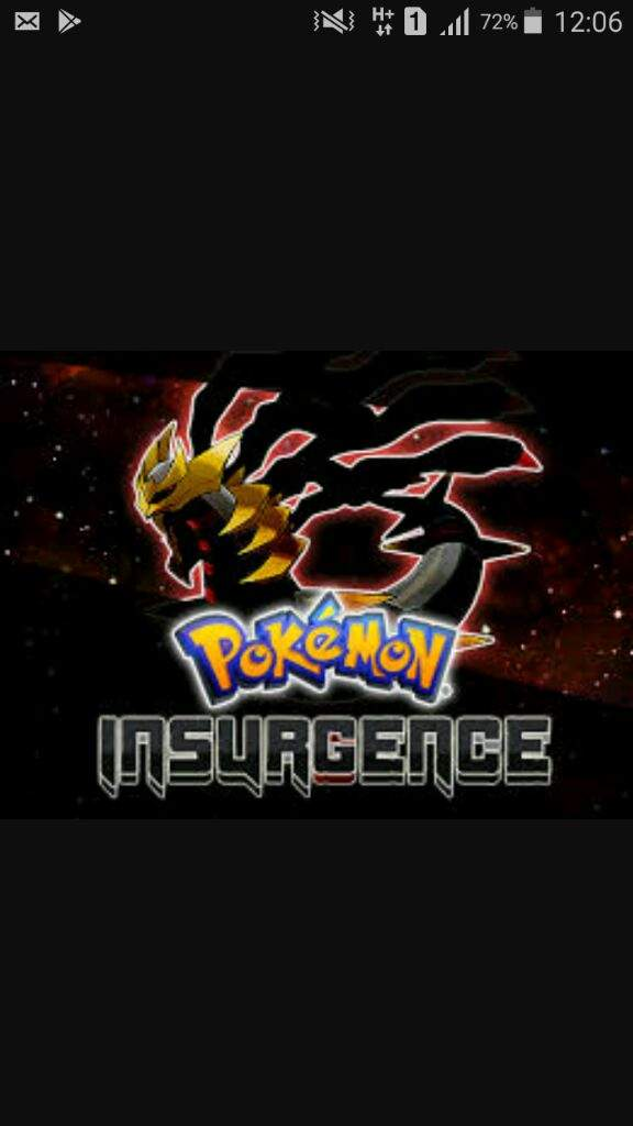 Has Anyone Played Pokémon Insurgence Pokémon Amino