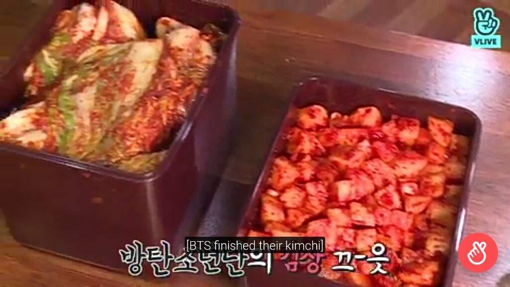 BTS RUN EPISODE 35: Kimchi making | ARMY's Amino