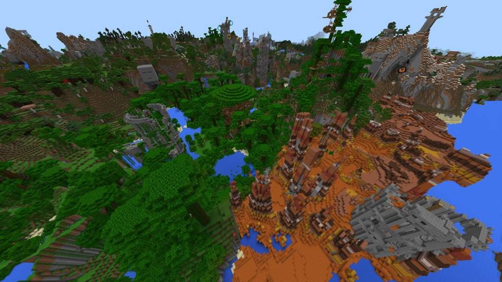 Download Console's Tutorial World! | Minecraft Amino