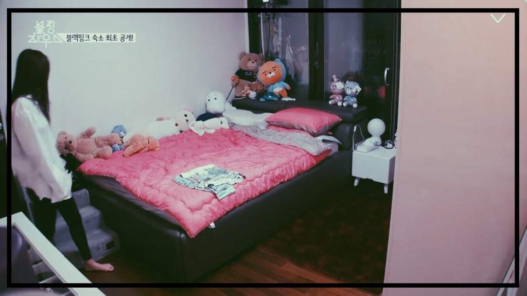 Blackpink S Rooms Blink 블링크 Amino. Black White And Pink Bedroom Stripes How  To Make ...