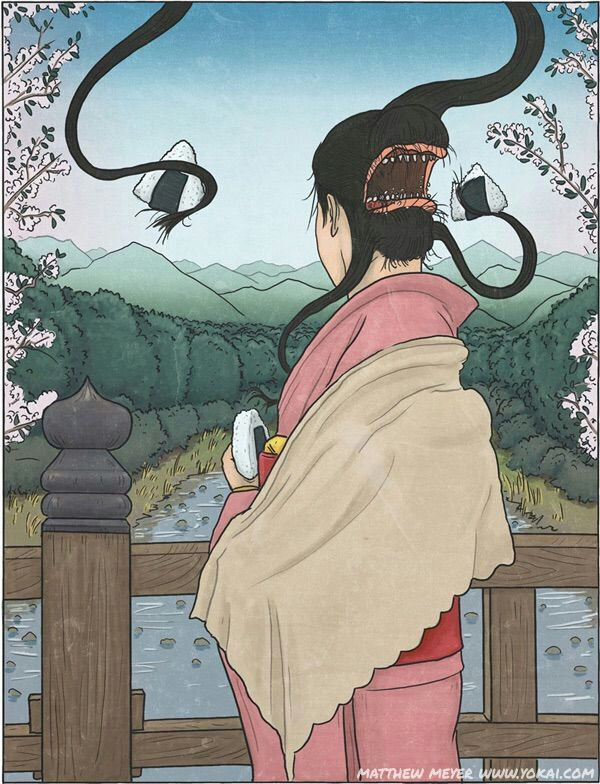 Японские духи в картинках