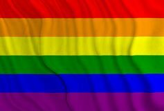 Homosexual flag colors