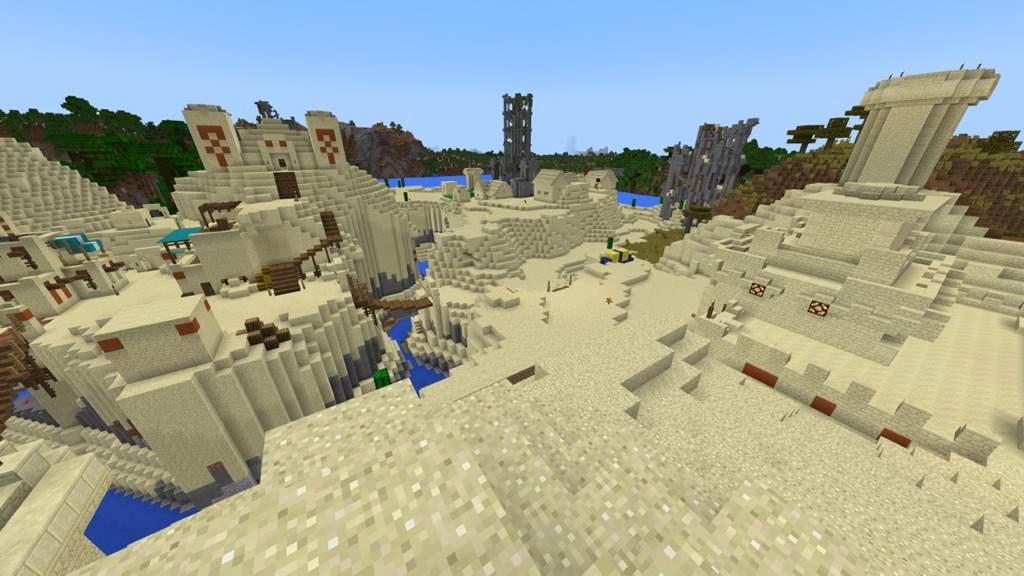 Download Console's Tutorial World!   Minecraft Amino