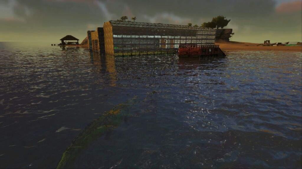 Red Cruiser (motorboat) | Wiki | Ark Survival Evolved Amino