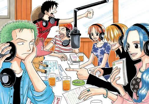 Radio OPA | •One Piece• Amino