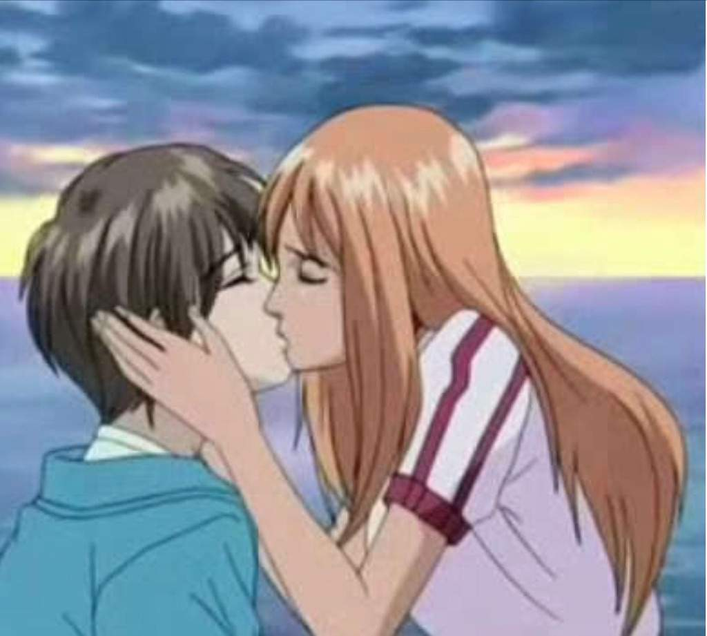 So peach girl is an overall good anime to watch its one of those typical shoujo school animes if you like those mixed with a lot of drama and by drama i