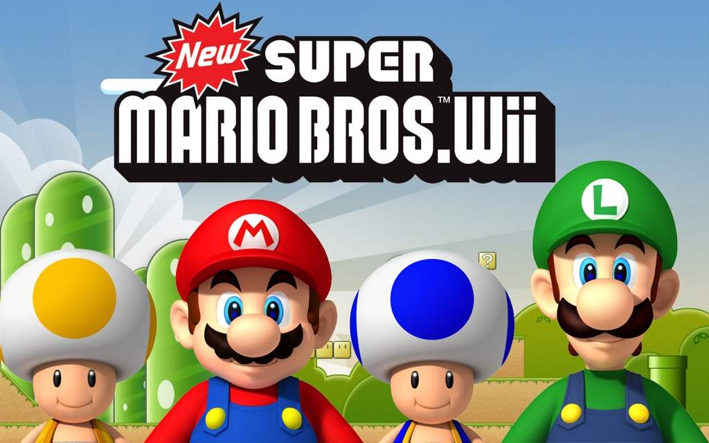 New Super Mario Bros Wii Vs New Super Mario Bros U Mario Amino