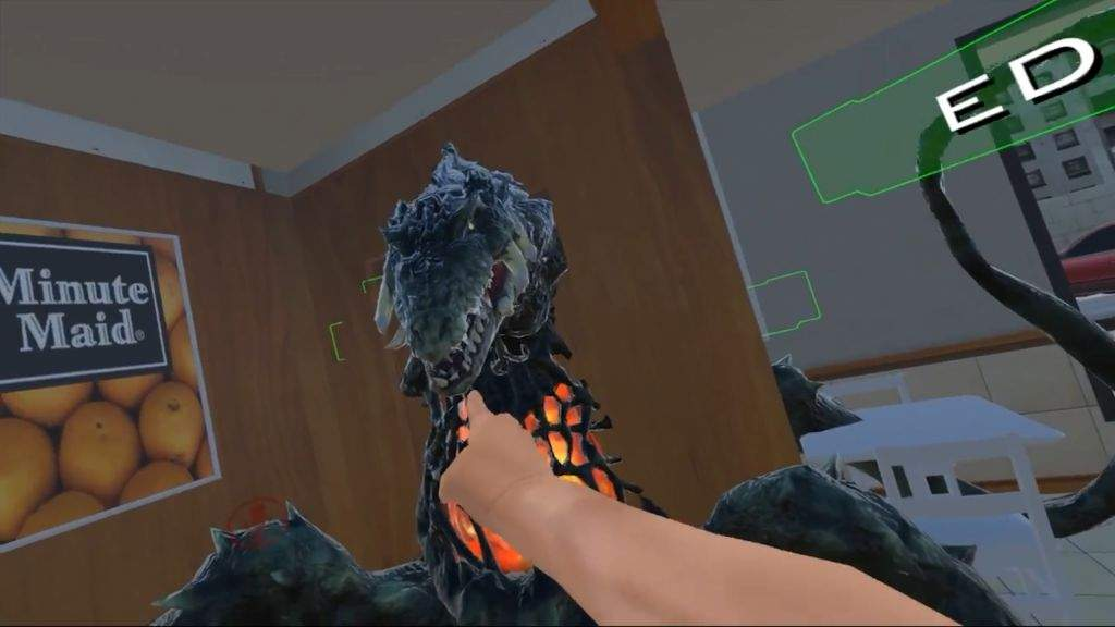 Kaiju in VRchat | Godzilla Amino