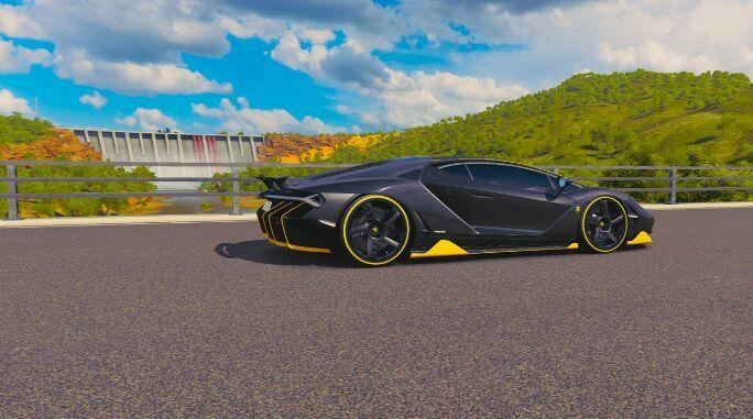 This Forzathon S Champion Is The Lamborghini Centenario Forza