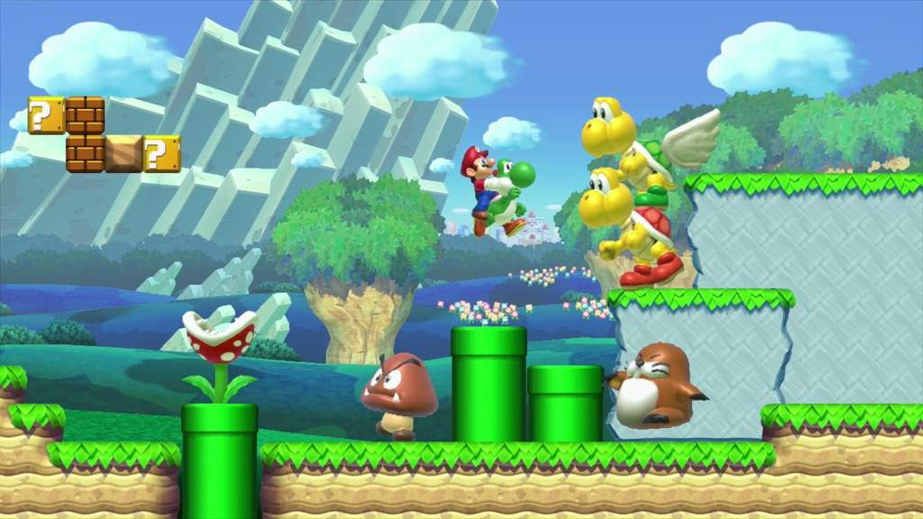 Mario Editor Maps