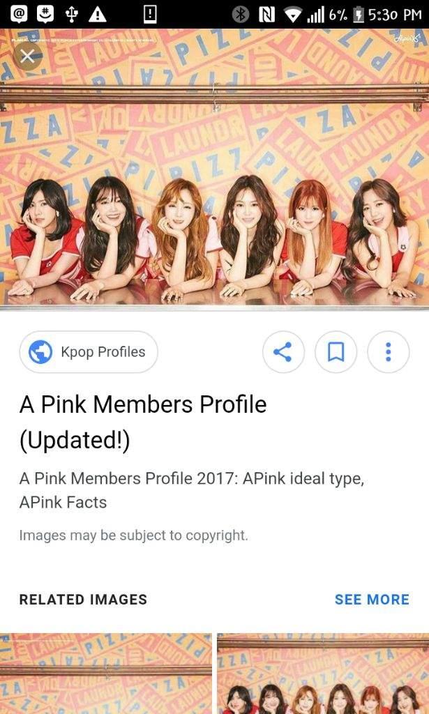apink members profiles