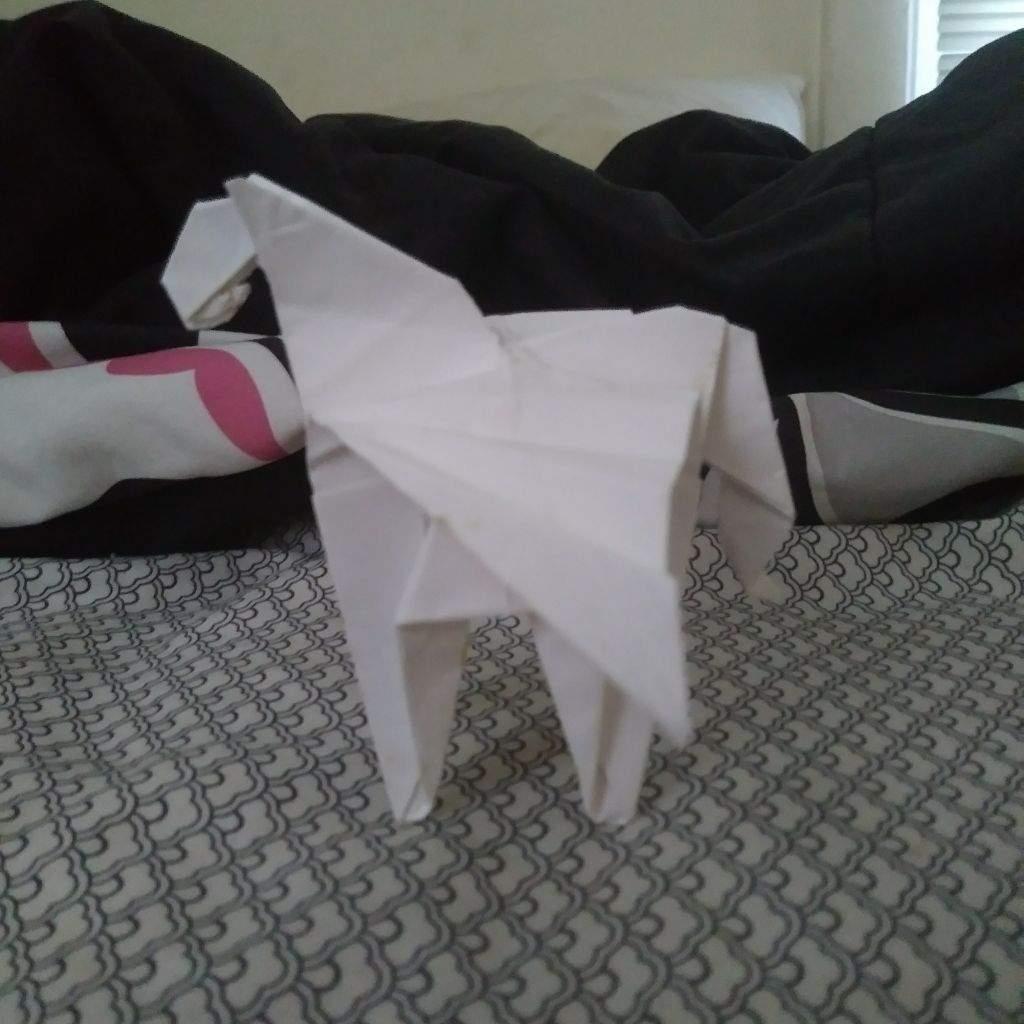 Origami Pegasus Origami And Paper Crafts Amino